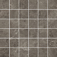 ITALON room stone grey mosaico 30x30