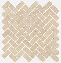 ITALON room stone beige mosaico cross 29.7x31.5