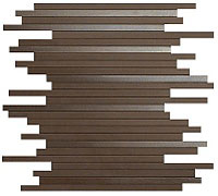 ATLAS CONCORDE dwell brown leather mosaico l 30.5x26