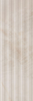 SERRA camelia pearl white strip decor 30x90