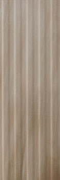 SERRA camelia cappucino glossy strip decor 30x90