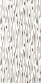 ATLAS CONCORDE 3d wall wind white matt 40x80